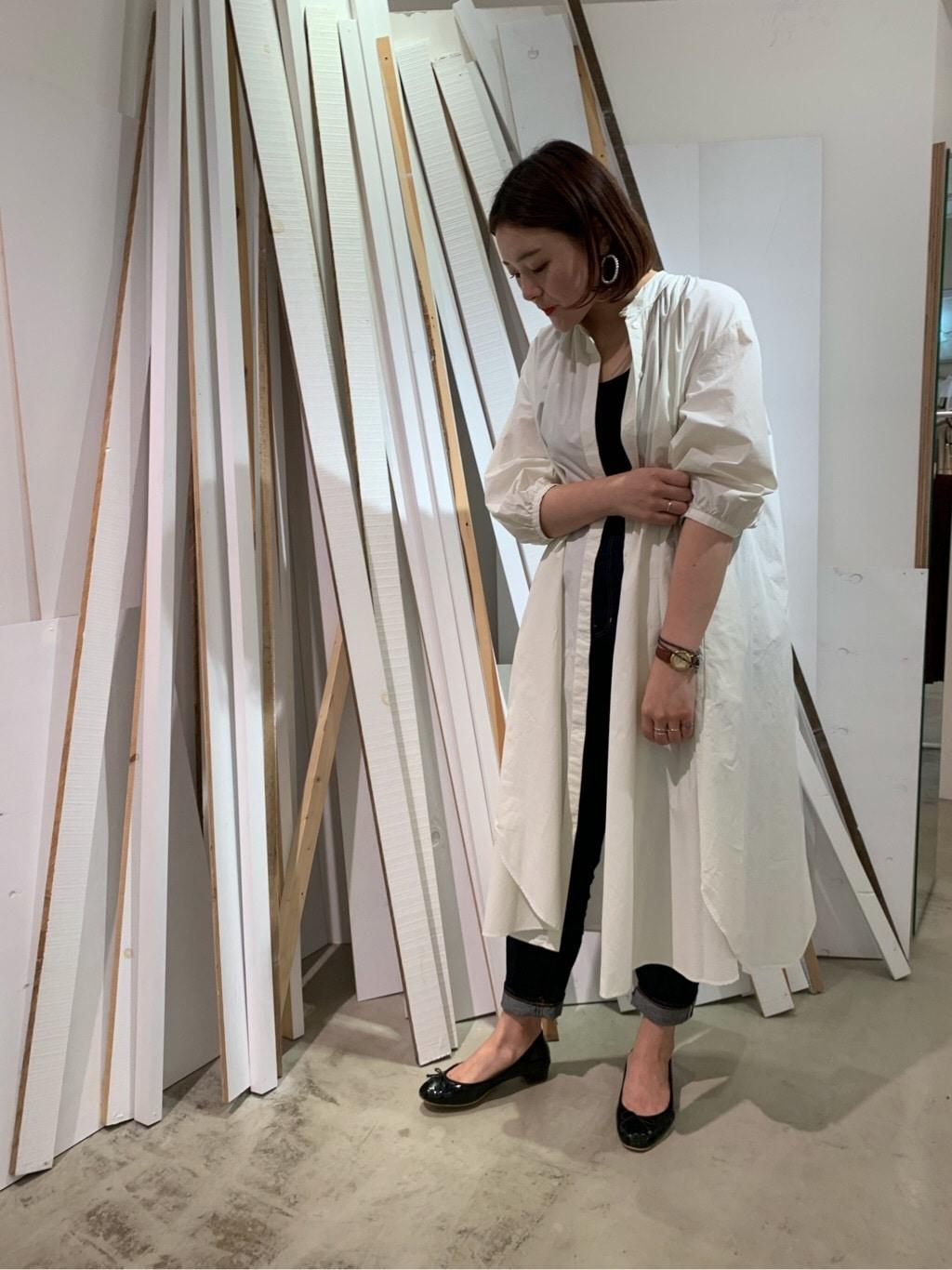 l'atelier du savon 京都路面 身長:166cm 2019.08.06
