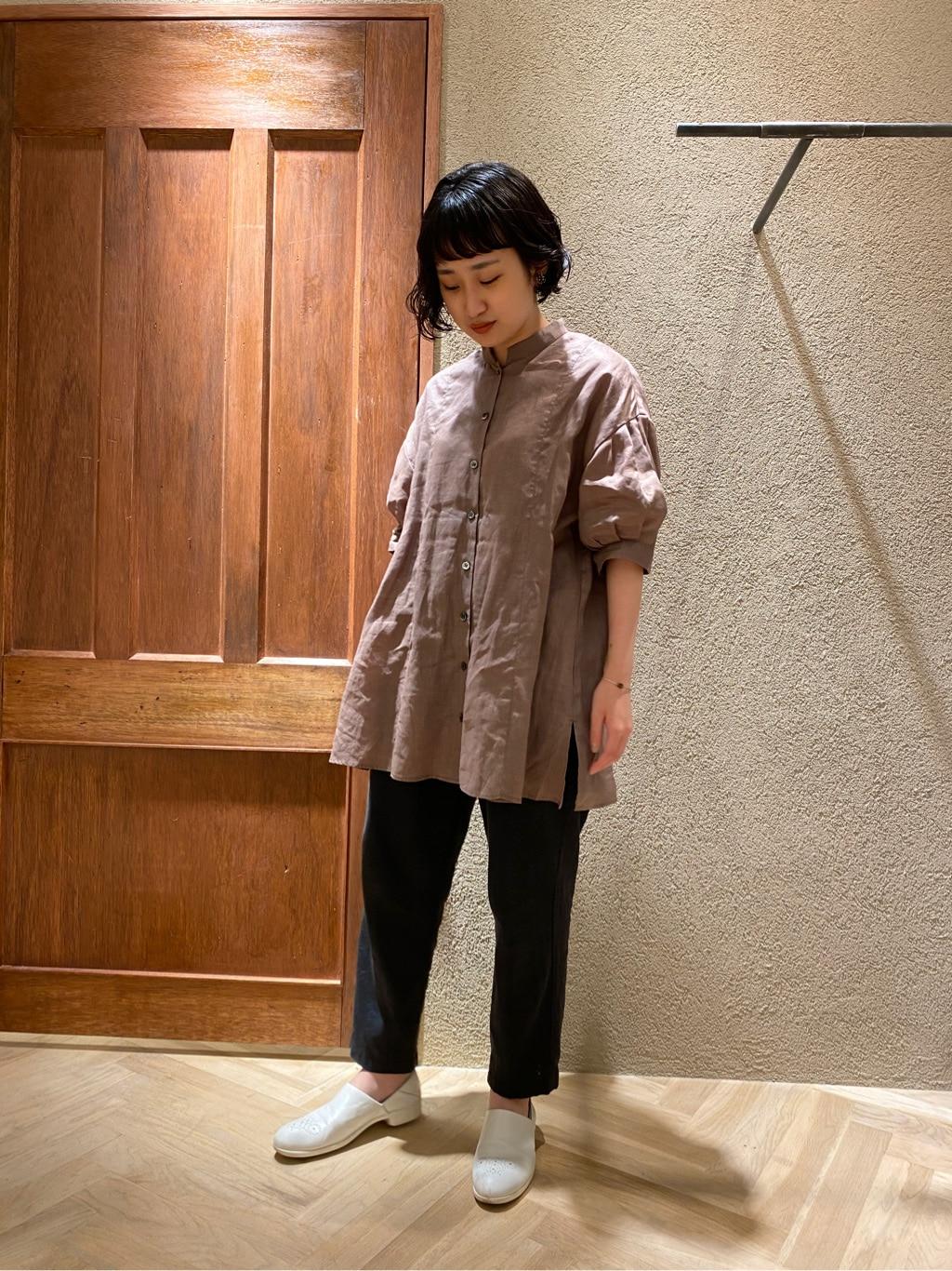 yuni 東急プラザ銀座 身長:153cm 2020.07.20