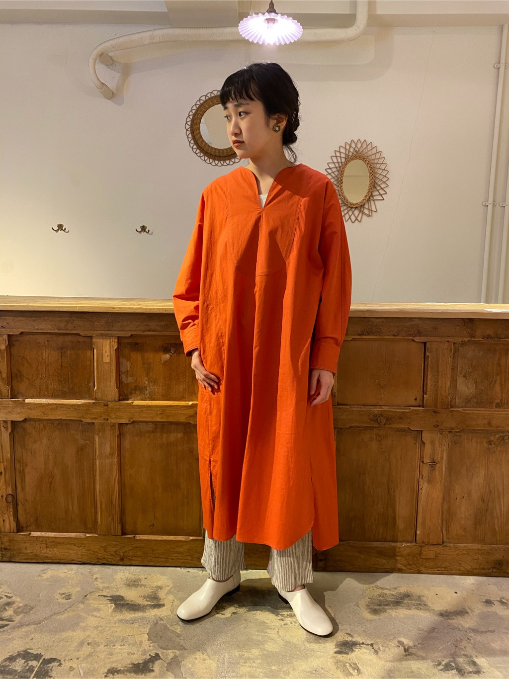 yuni 代々木上原路面 身長:153cm 2021.03.30