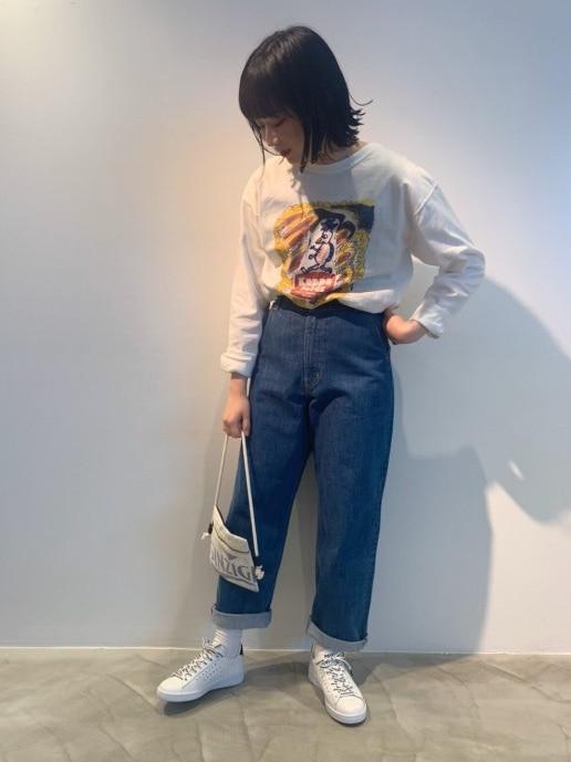 yuni / bulle de savon ラフォーレ原宿 身長:157cm 2020.05.13