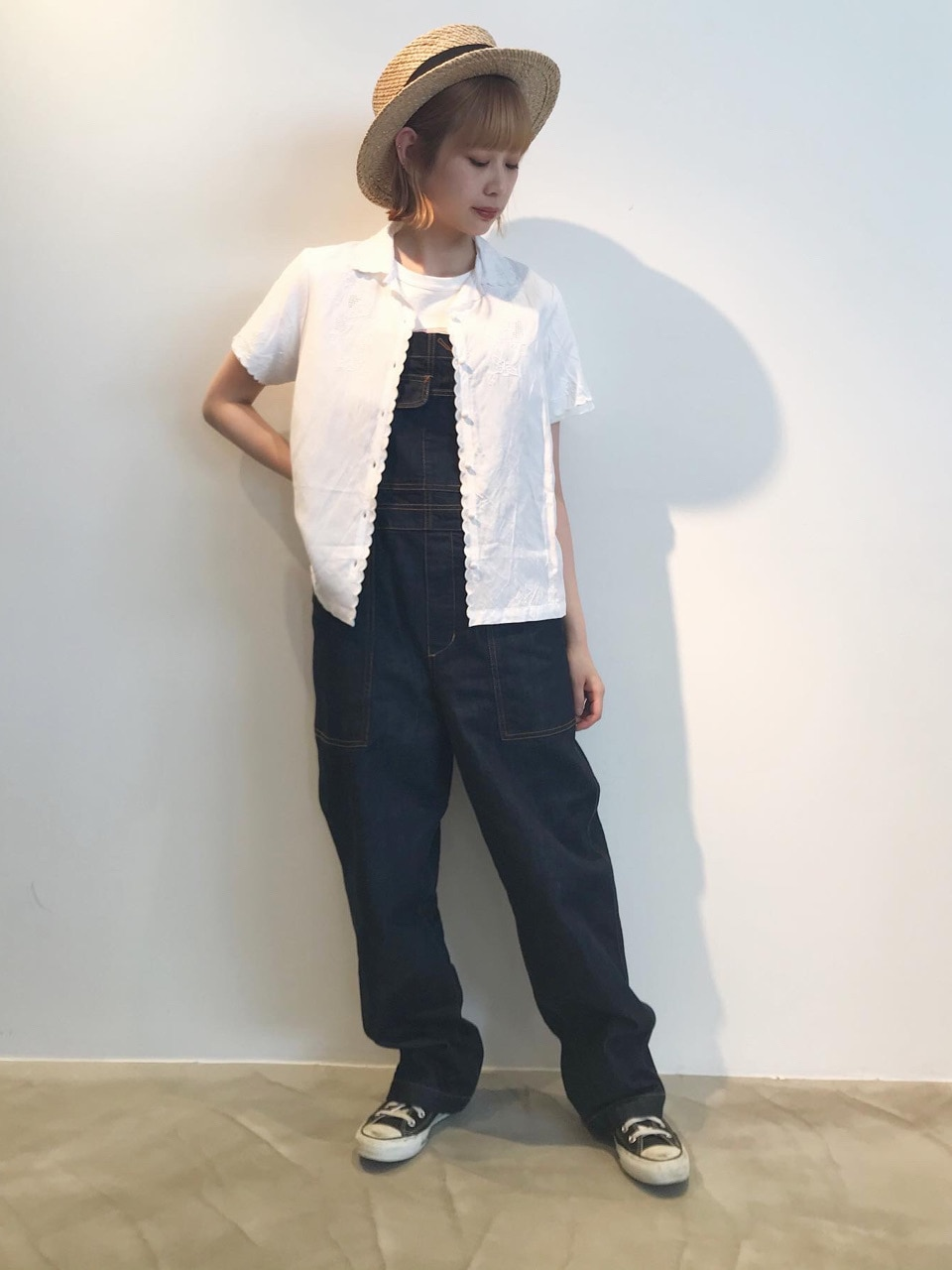 yuni / bulle de savon ラフォーレ原宿 身長:157cm 2020.06.04