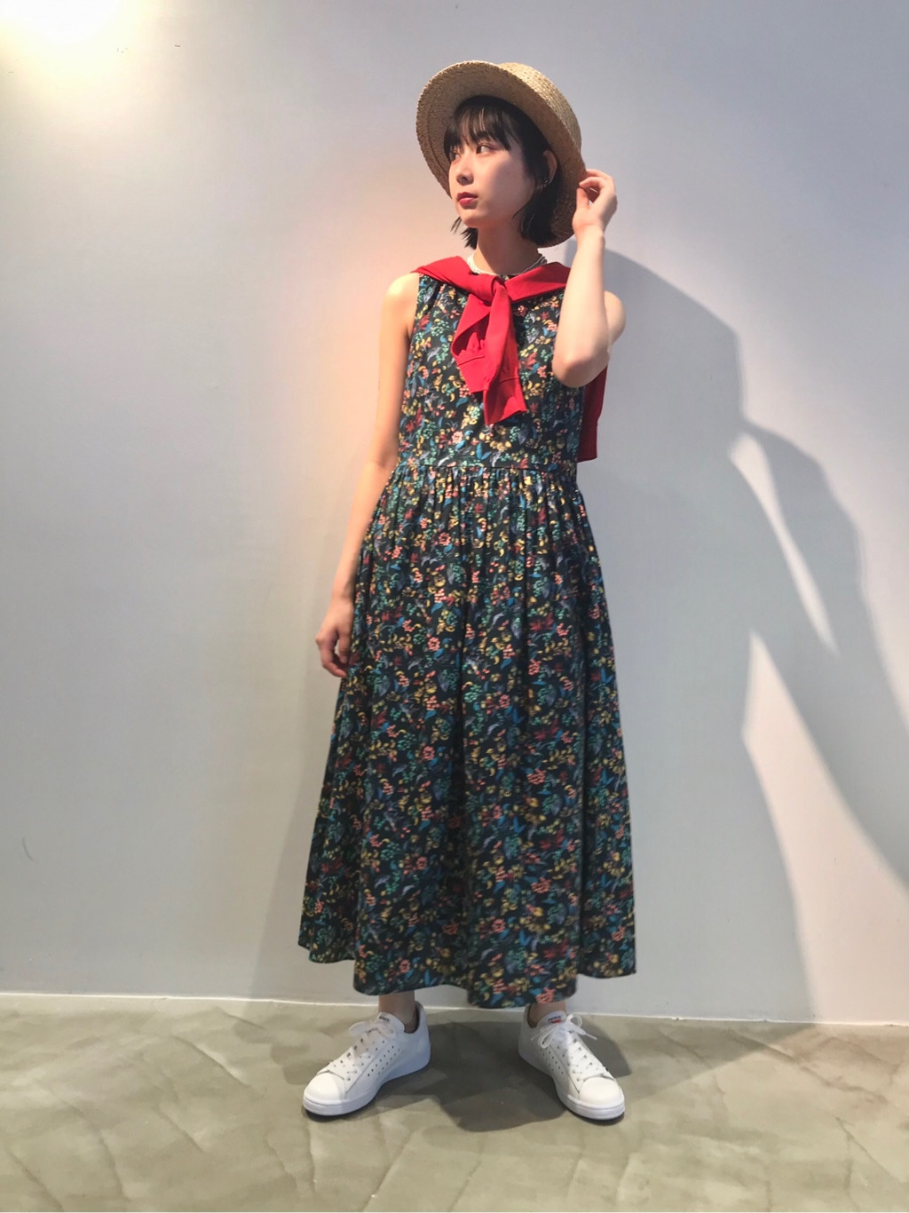 Dot and Stripes CHILD WOMAN ラフォーレ原宿 身長:158cm 2020.07.23