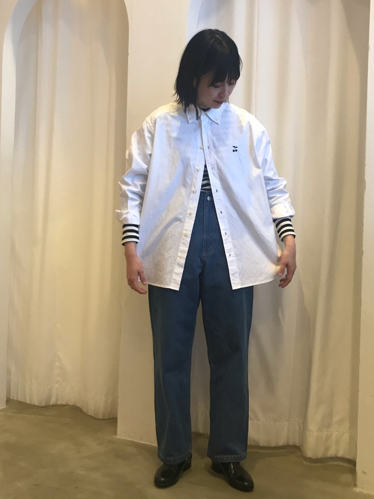 Dot and Stripes CHILD WOMAN ラフォーレ原宿 身長:157cm 2020.12.22
