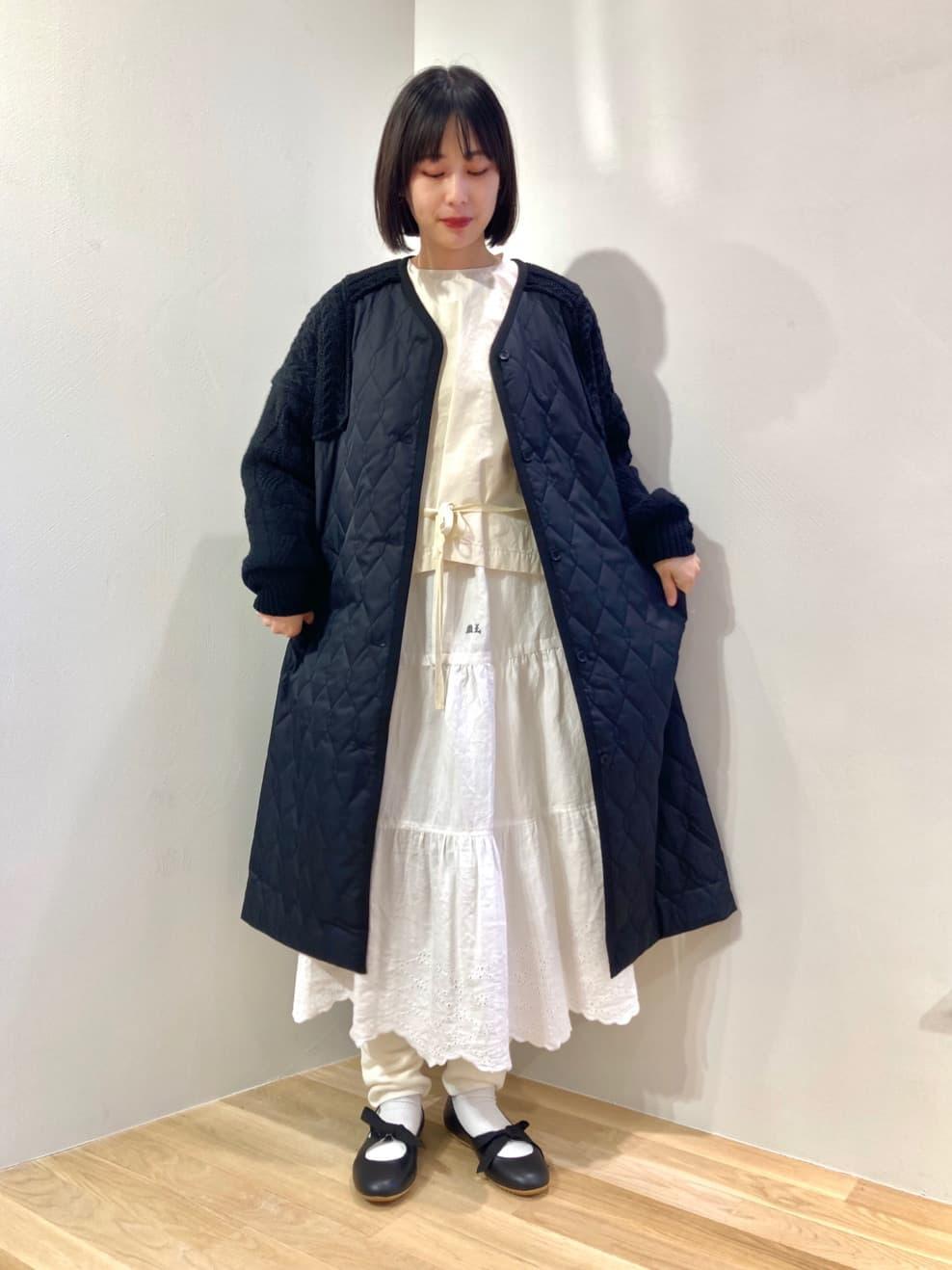 - l'atelier du savon circle in circle ラフォーレ原宿 身長:157cm 2021.10.26