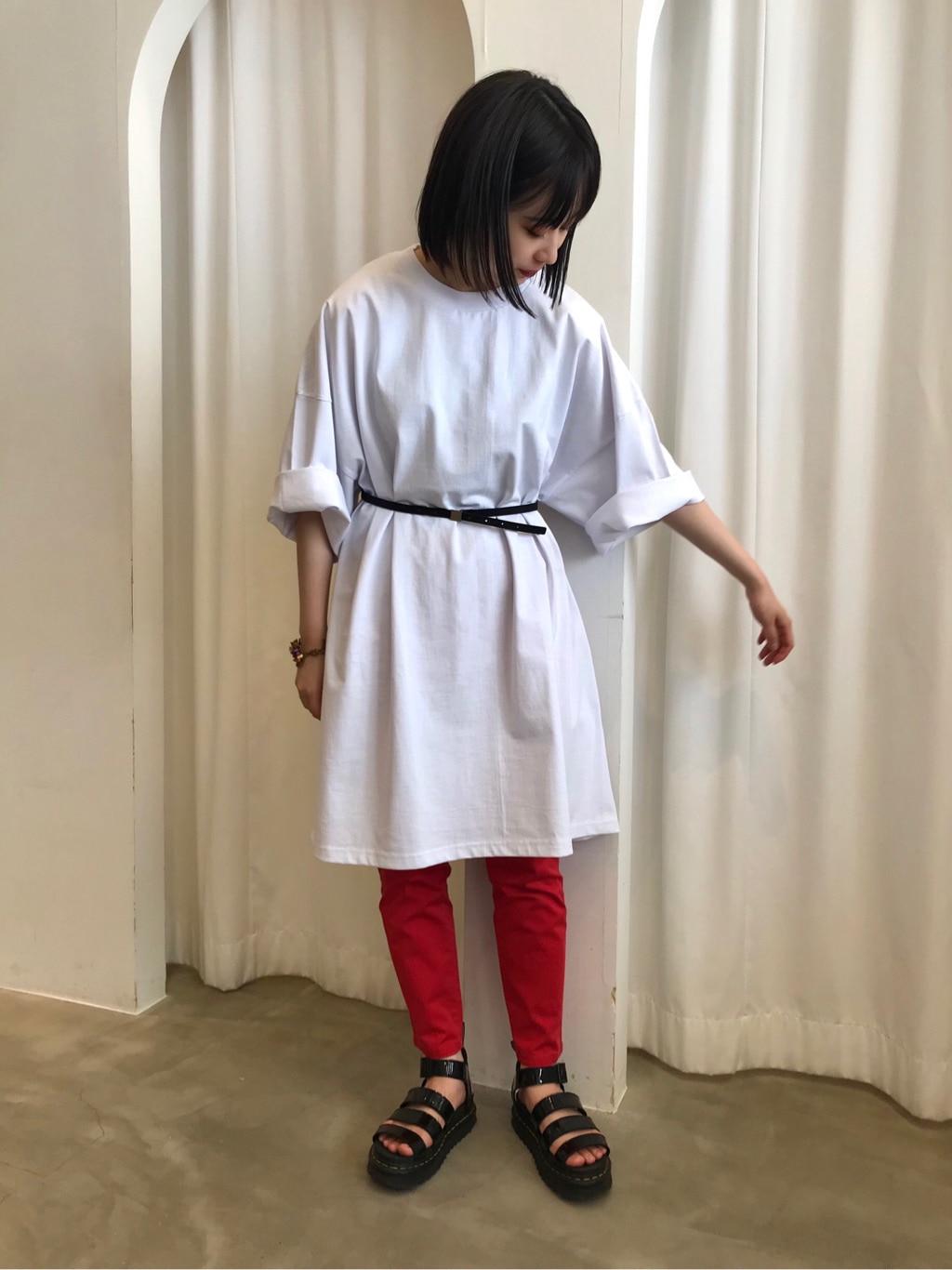 yuni / bulle de savon ラフォーレ原宿 身長:157cm 2020.06.09