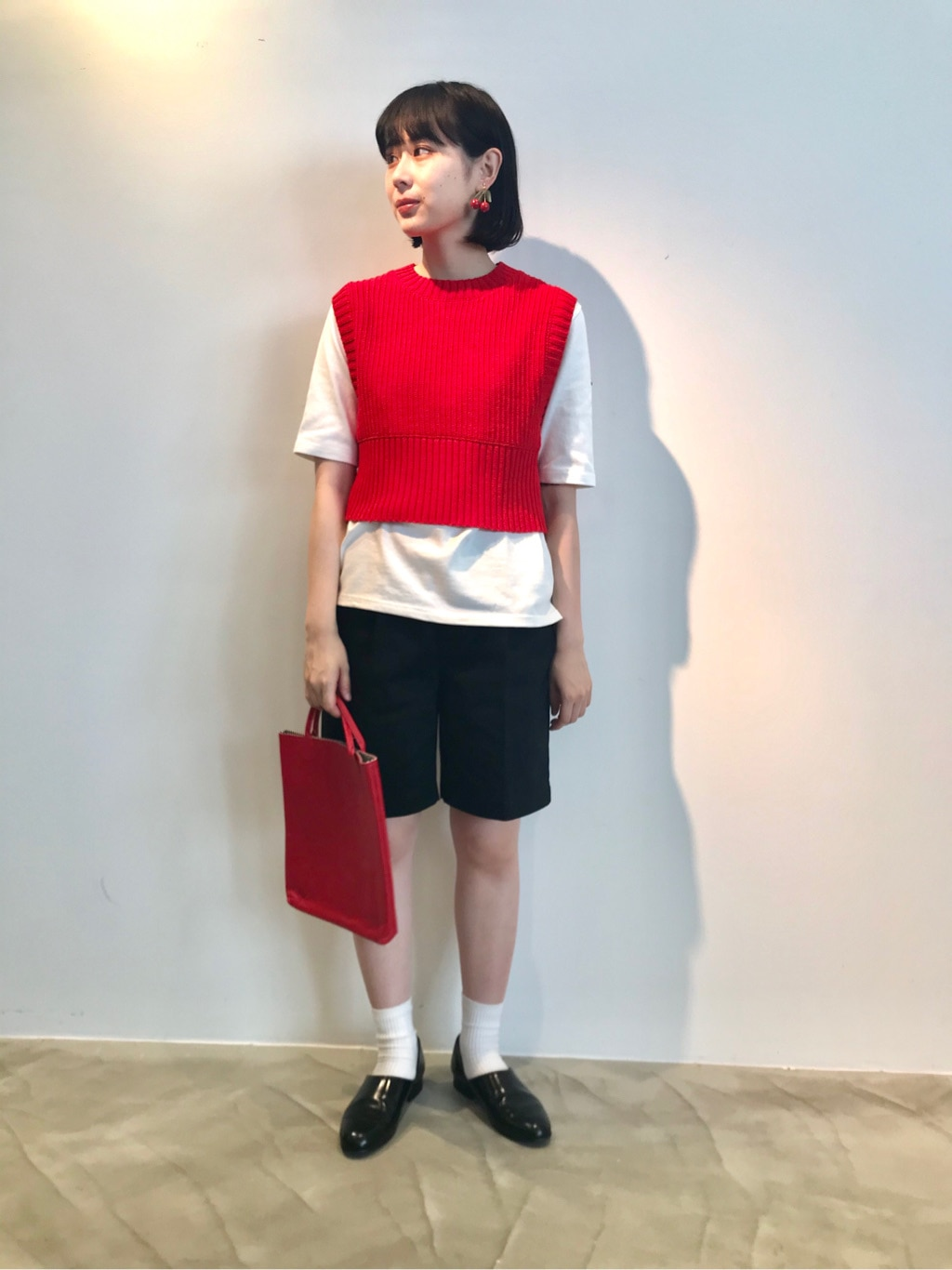 Dot and Stripes CHILD WOMAN ラフォーレ原宿 身長:158cm 2020.08.13
