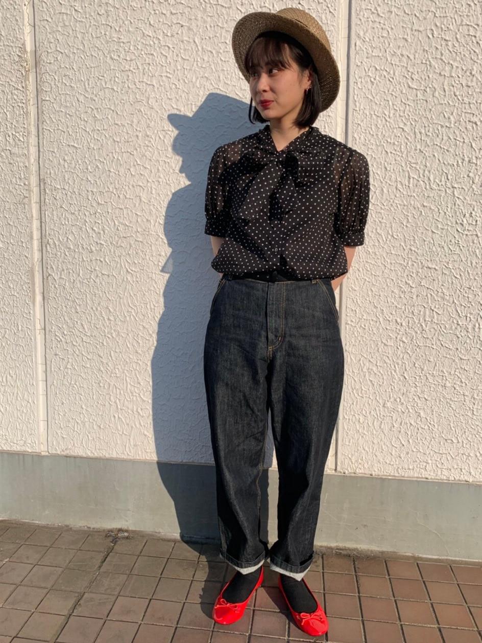 yuni / bulle de savon ラフォーレ原宿 身長:157cm 2020.04.28