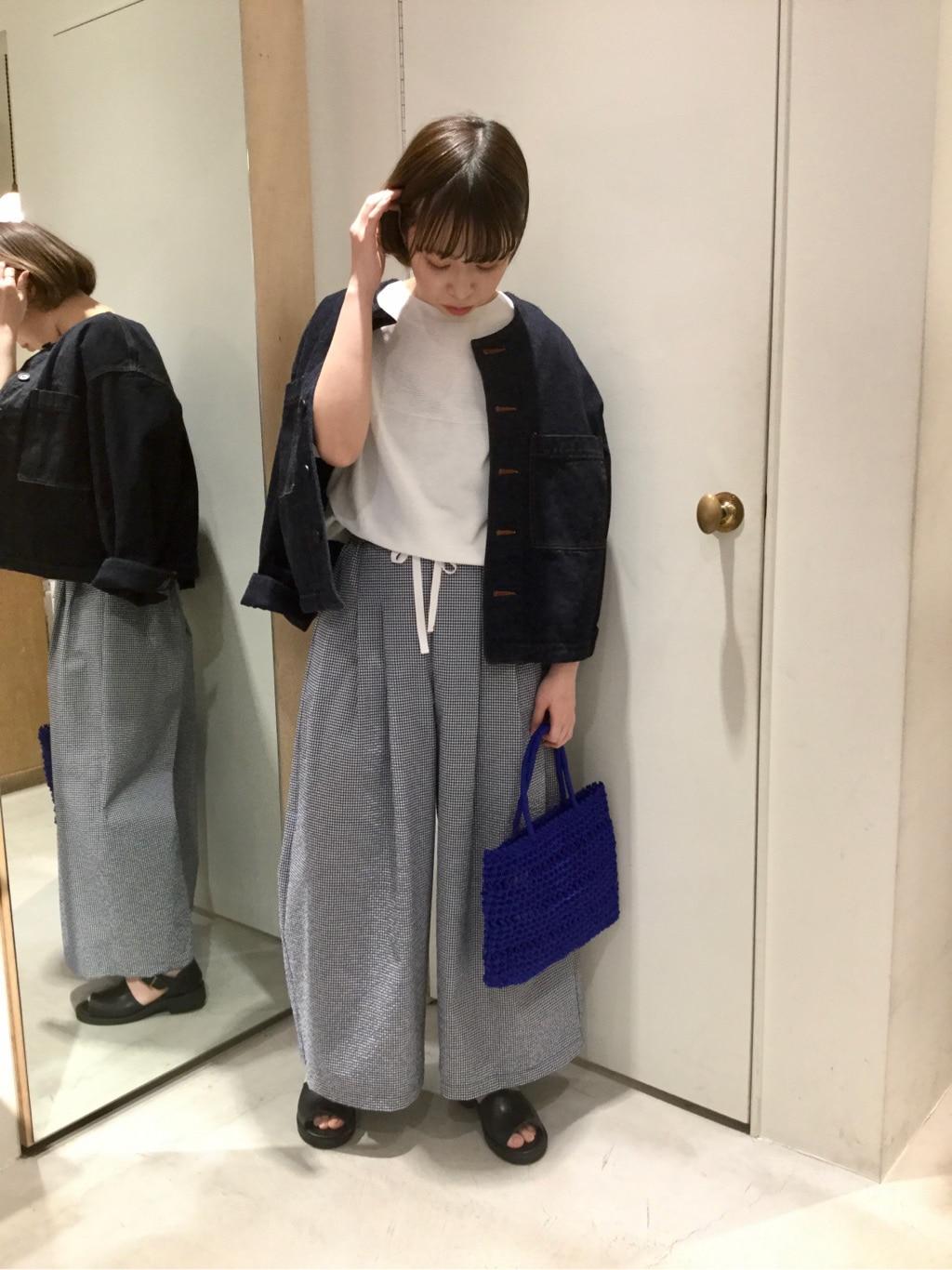 bulle de savon トリエ京王調布 身長:157cm 2020.04.10