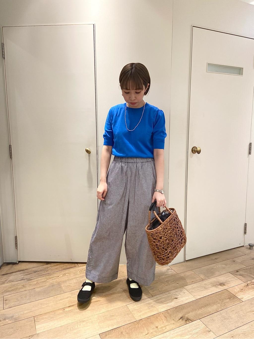 【 NEW 】bulle de savon 新宿ミロード 身長:157cm 2021.04.15