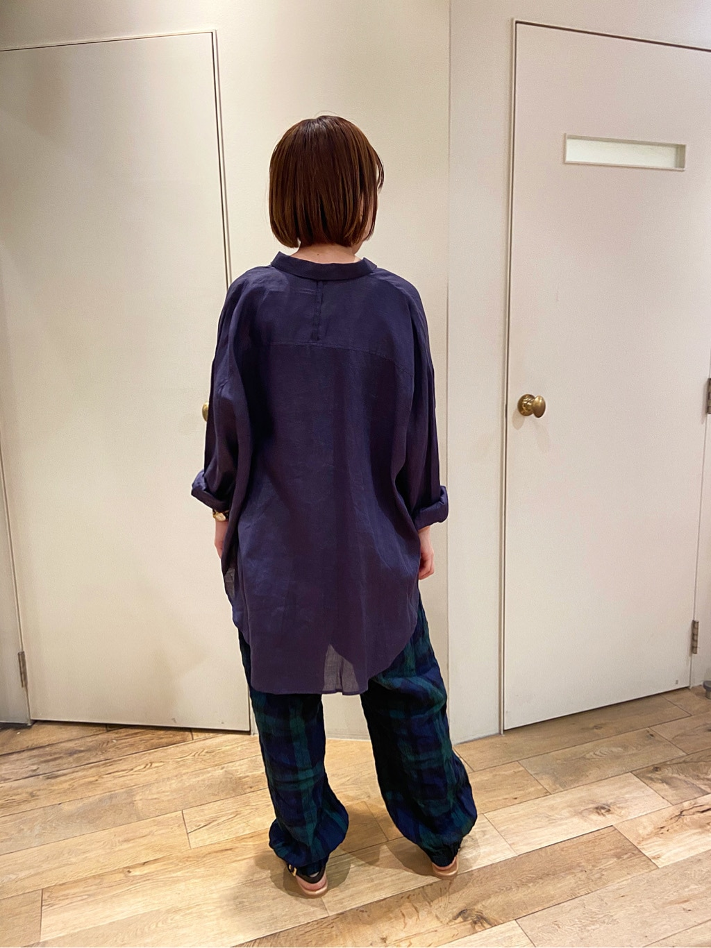 bulle de savon 新宿ミロード 身長:157cm 2020.07.30