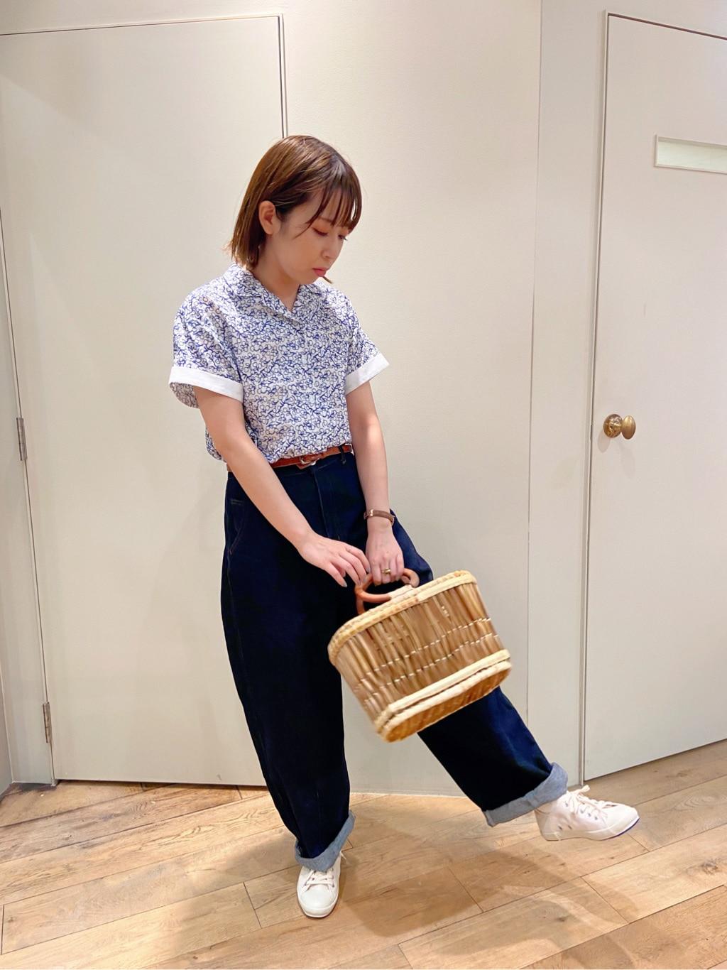 bulle de savon 新宿ミロード 身長:157cm 2020.06.22