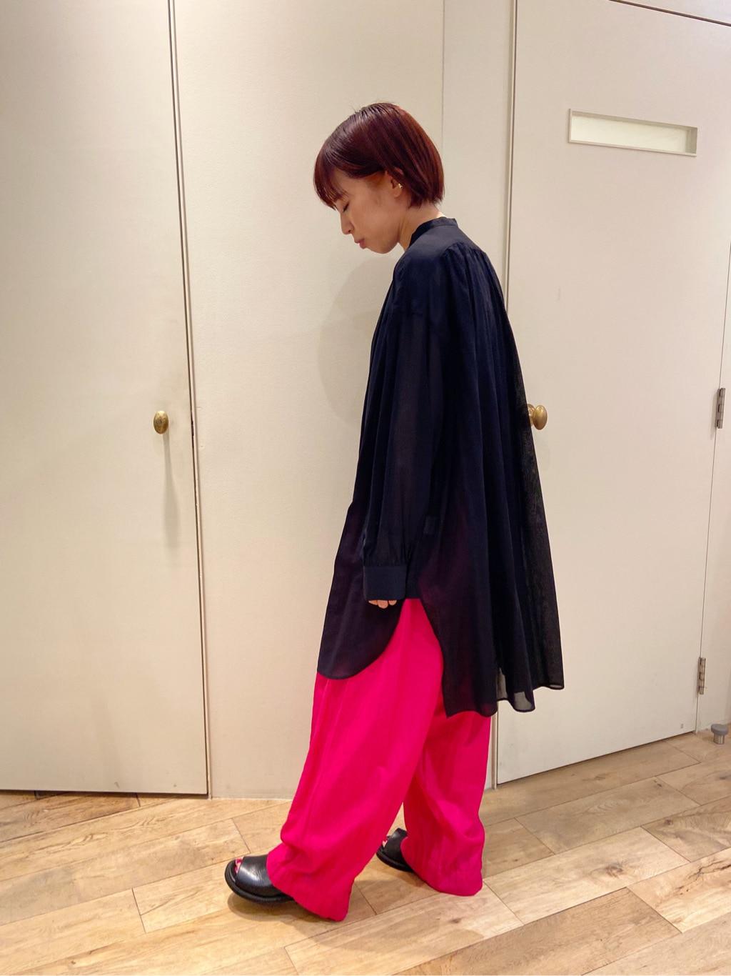 bulle de savon 新宿ミロード 身長:157cm 2020.08.14