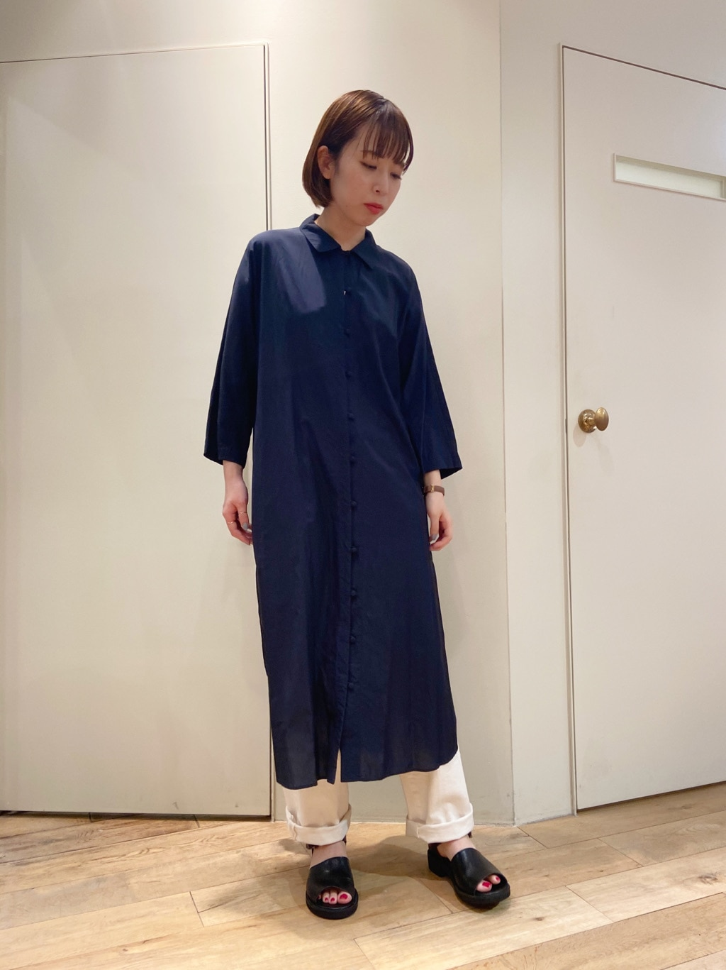 bulle de savon 新宿ミロード 身長:157cm 2020.07.29