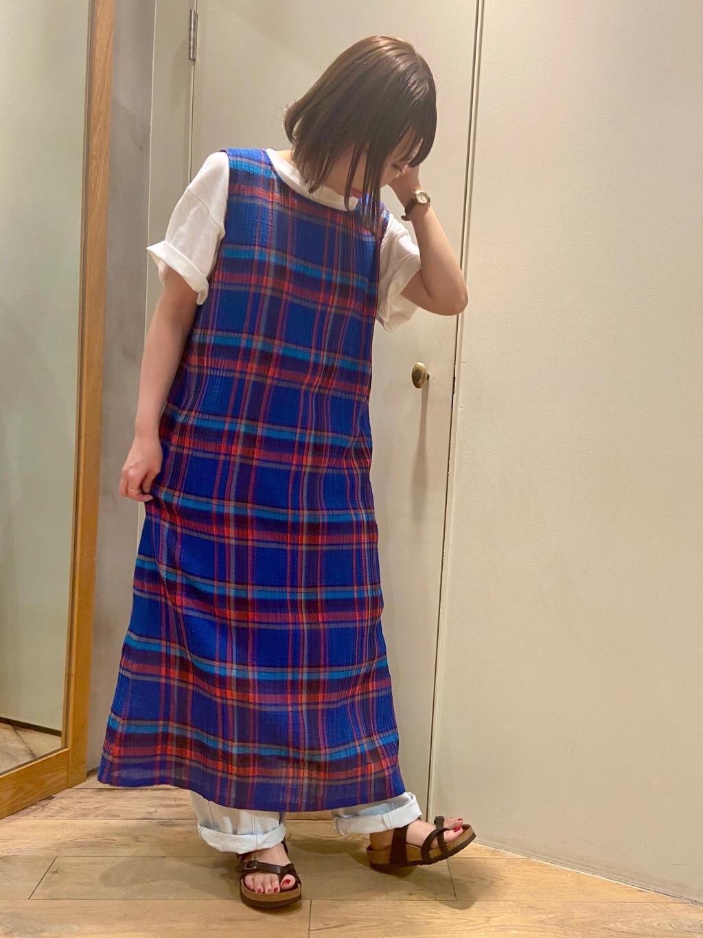 bulle de savon 新宿ミロード 身長:157cm 2020.06.05