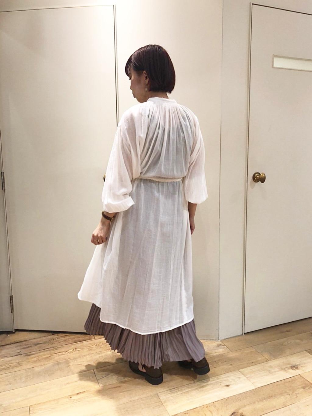 bulle de savon 新宿ミロード 身長:157cm 2020.08.17