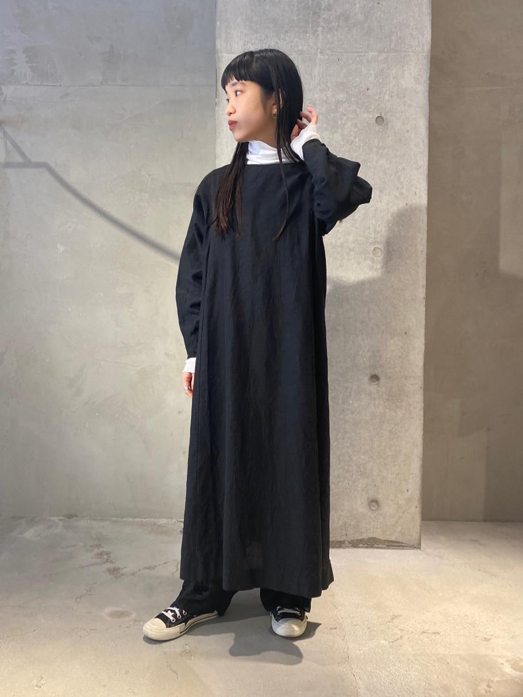 iki 中目黒路面 身長:152cm 2020.11.25