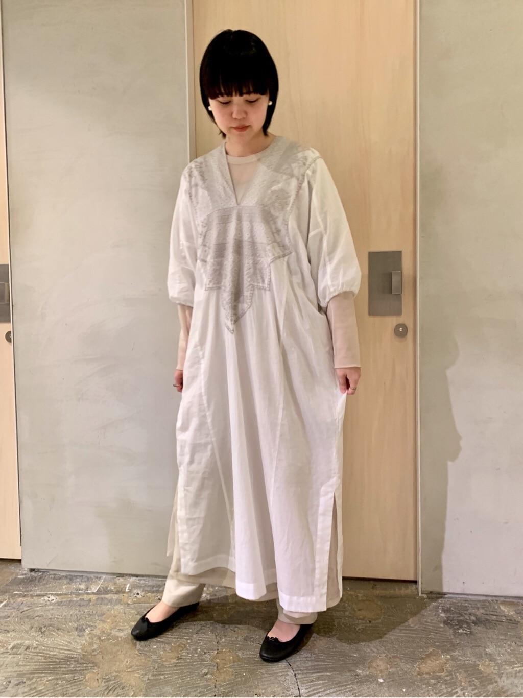 note et silence. ルミネ新宿 身長:160cm 2020.03.13