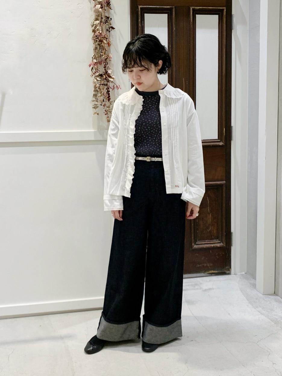 chambre de charme キラリナ京王吉祥寺 身長:160cm 2021.03.09
