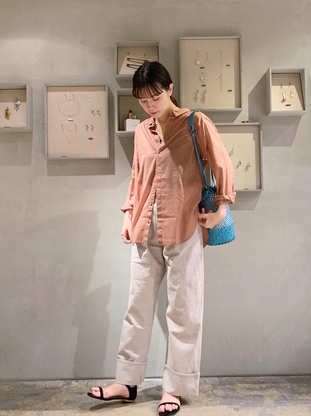 ルミネ新宿 2020.08.07