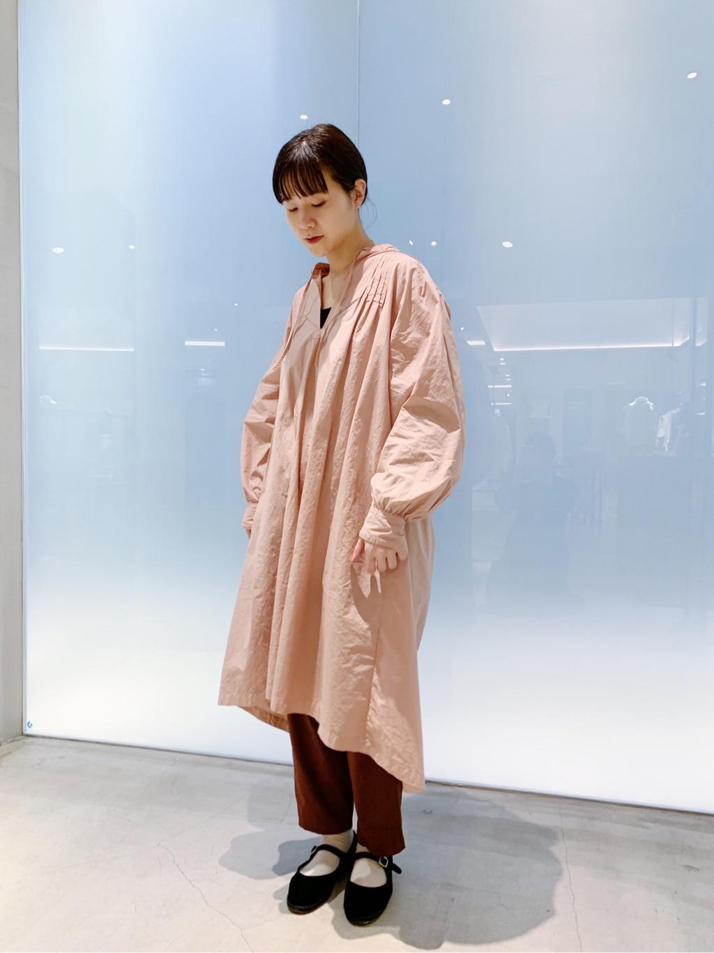note et silence. 日本橋��島屋S.C. 身長:162cm 2020.02.28