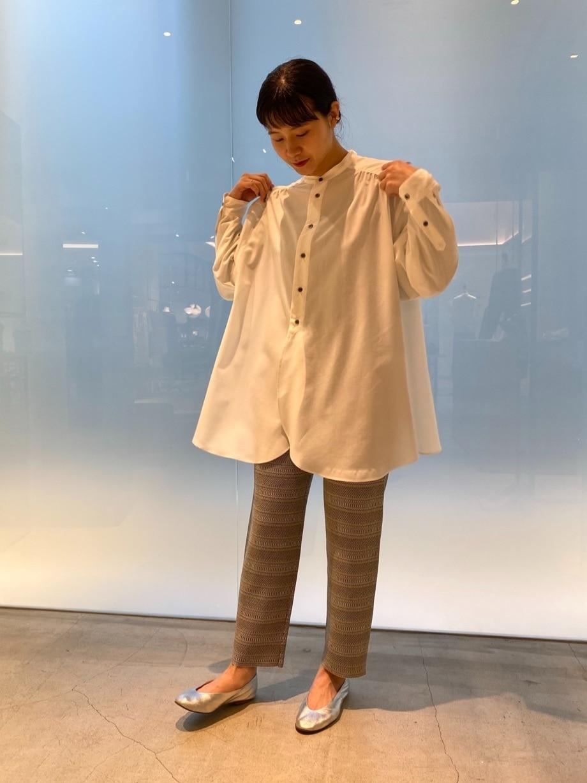 note et silence. 日本橋��島屋S.C. 身長:162cm 2020.04.20