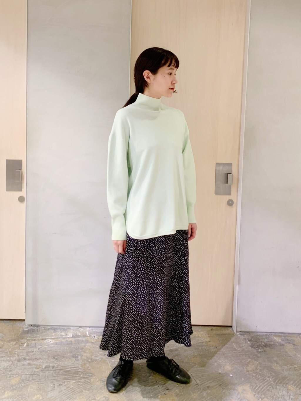 ルミネ新宿 2020.12.04