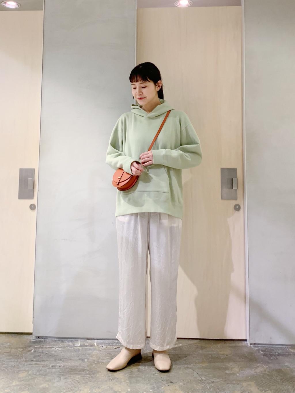 note et silence. ルミネ新宿 身長:162cm 2021.01.06