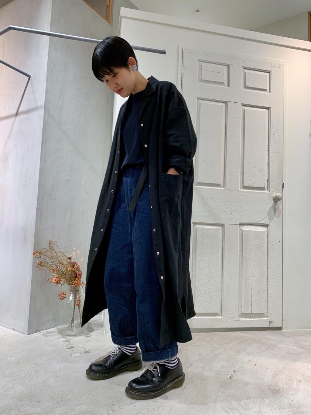 bulle de savon 吉祥寺パルコ 身長:154cm 2019.08.29