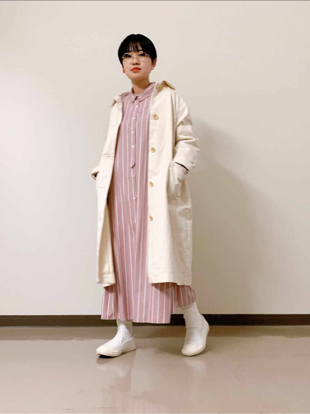bulle de savon 吉祥寺パルコ 身長:154cm 2020.01.18