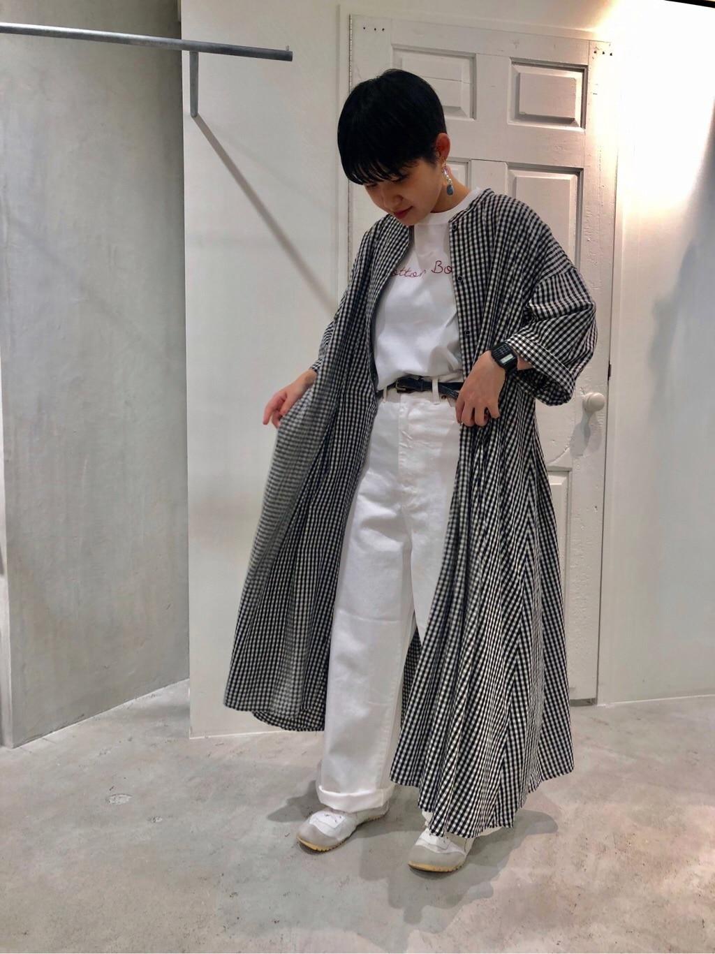 bulle de savon 吉祥寺パルコ 身長:154cm 2019.08.08