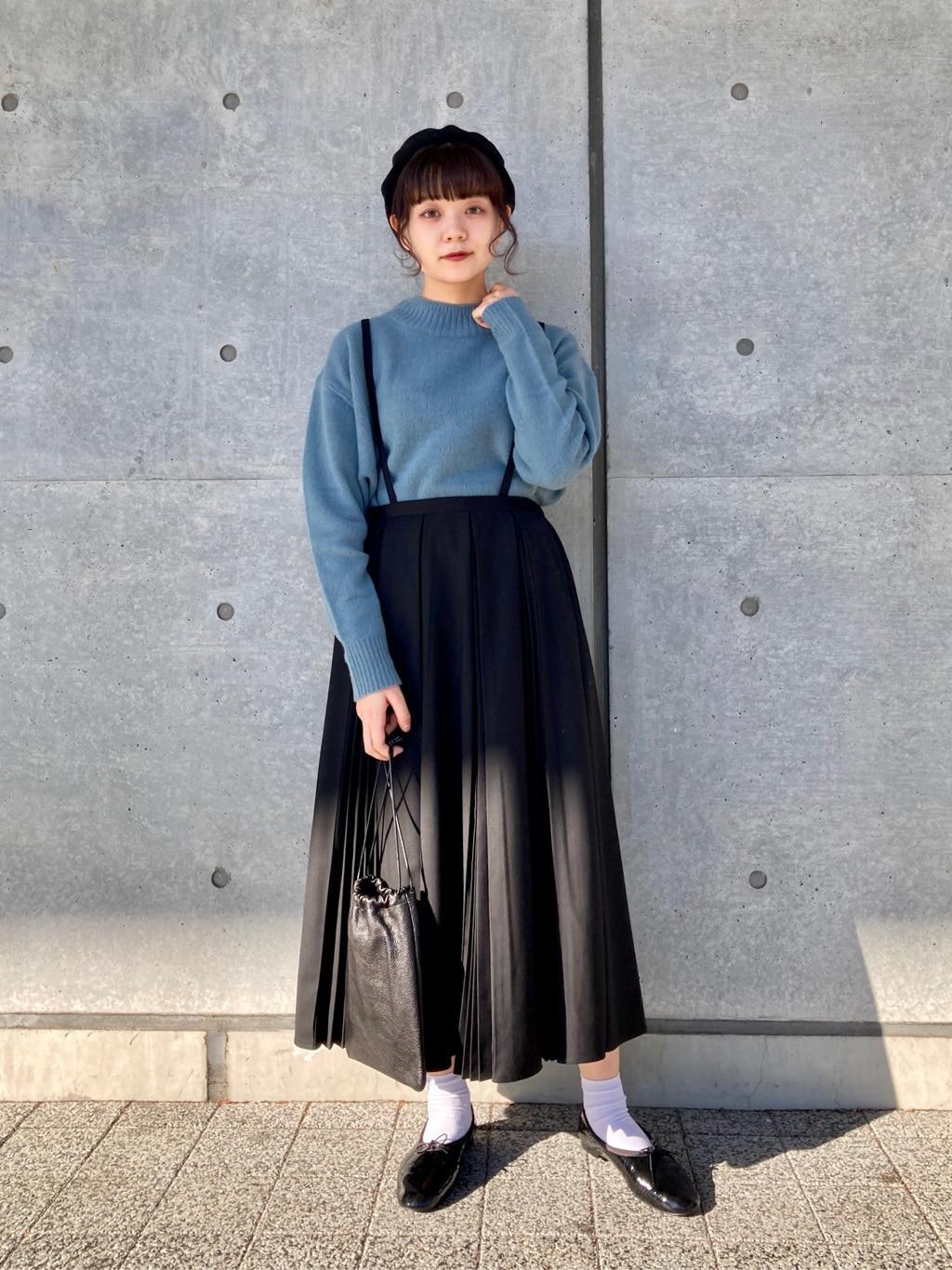 l'atelier du savon 東京スカイツリータウン・ソラマチ 身長:154cm 2020.10.30