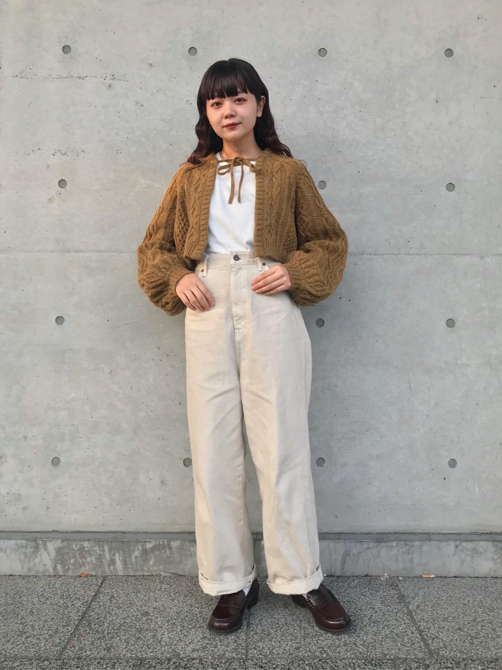 l'atelier du savon 東京スカイツリータウン・ソラマチ 身長:154cm 2020.10.17