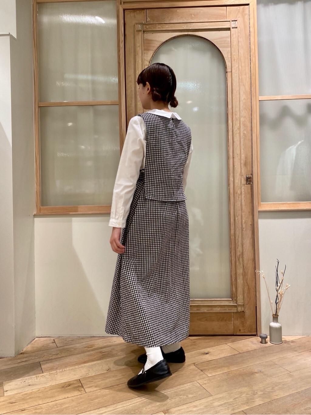 l'atelier du savon 東京スカイツリータウン・ソラマチ 身長:154cm 2021.03.05