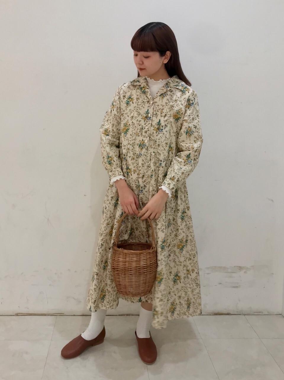 l'atelier du savon 東京スカイツリータウン・ソラマチ 身長:154cm 2021.03.09