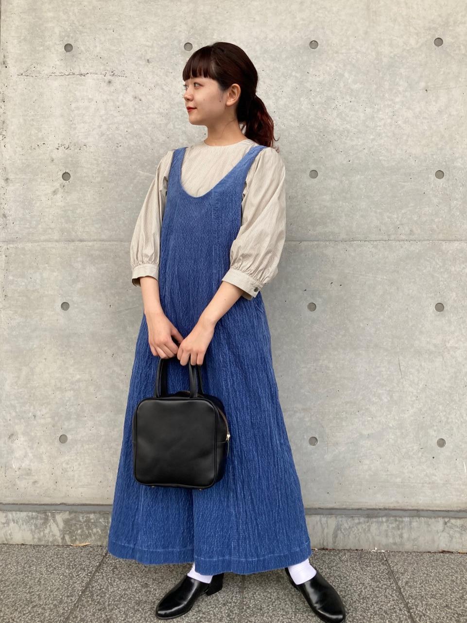 l'atelier du savon 東京スカイツリータウン・ソラマチ 身長:154cm 2020.09.05