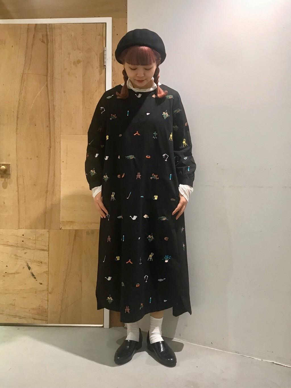 l'atelier du savon 新宿ミロード 身長:154cm 2020.12.09
