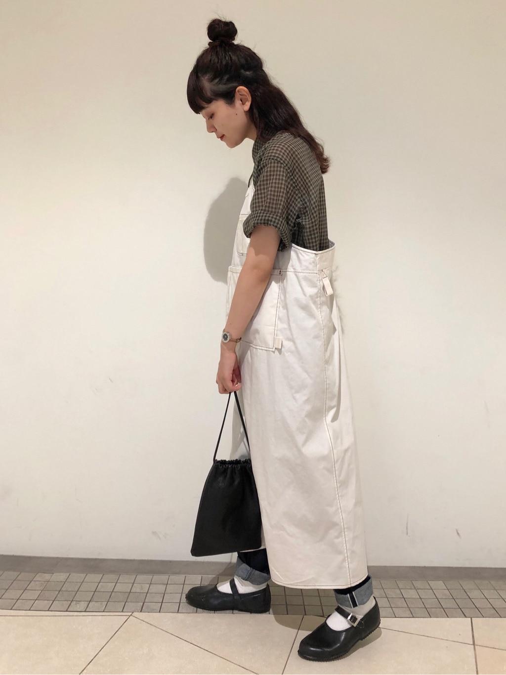 l'atelier du savon 東京スカイツリータウン・ソラマチ 身長:154cm 2020.07.28