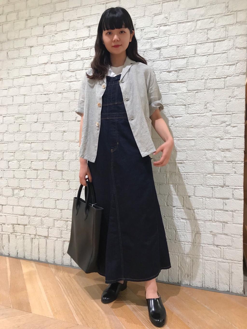 l'atelier du savon 東京スカイツリータウン・ソラマチ 身長:154cm 2020.06.06