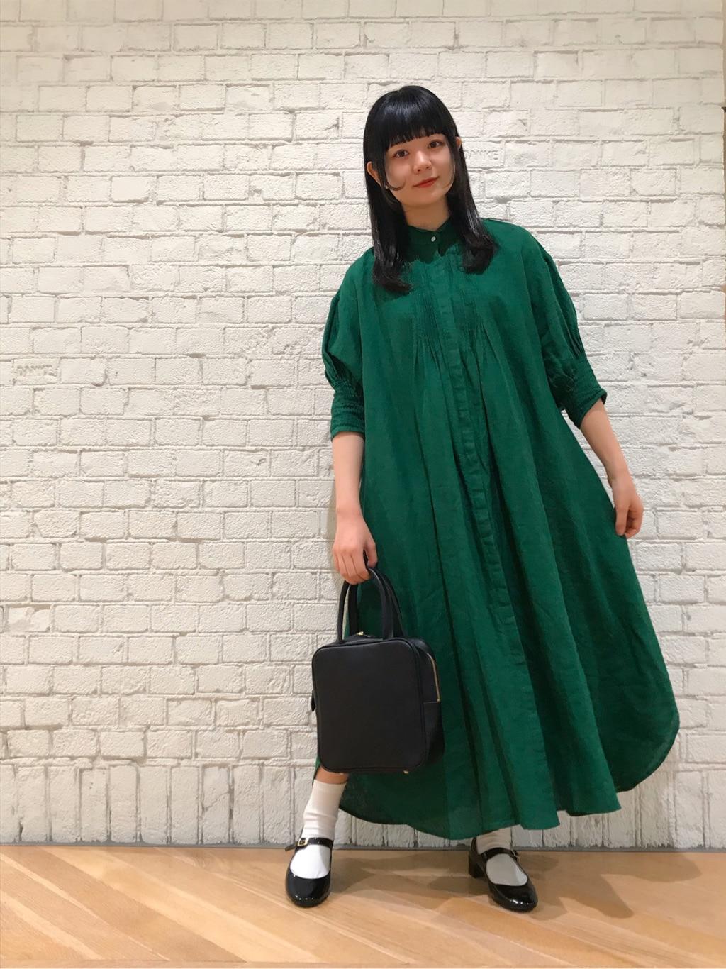 l'atelier du savon 東京スカイツリータウン・ソラマチ 身長:154cm 2020.06.10