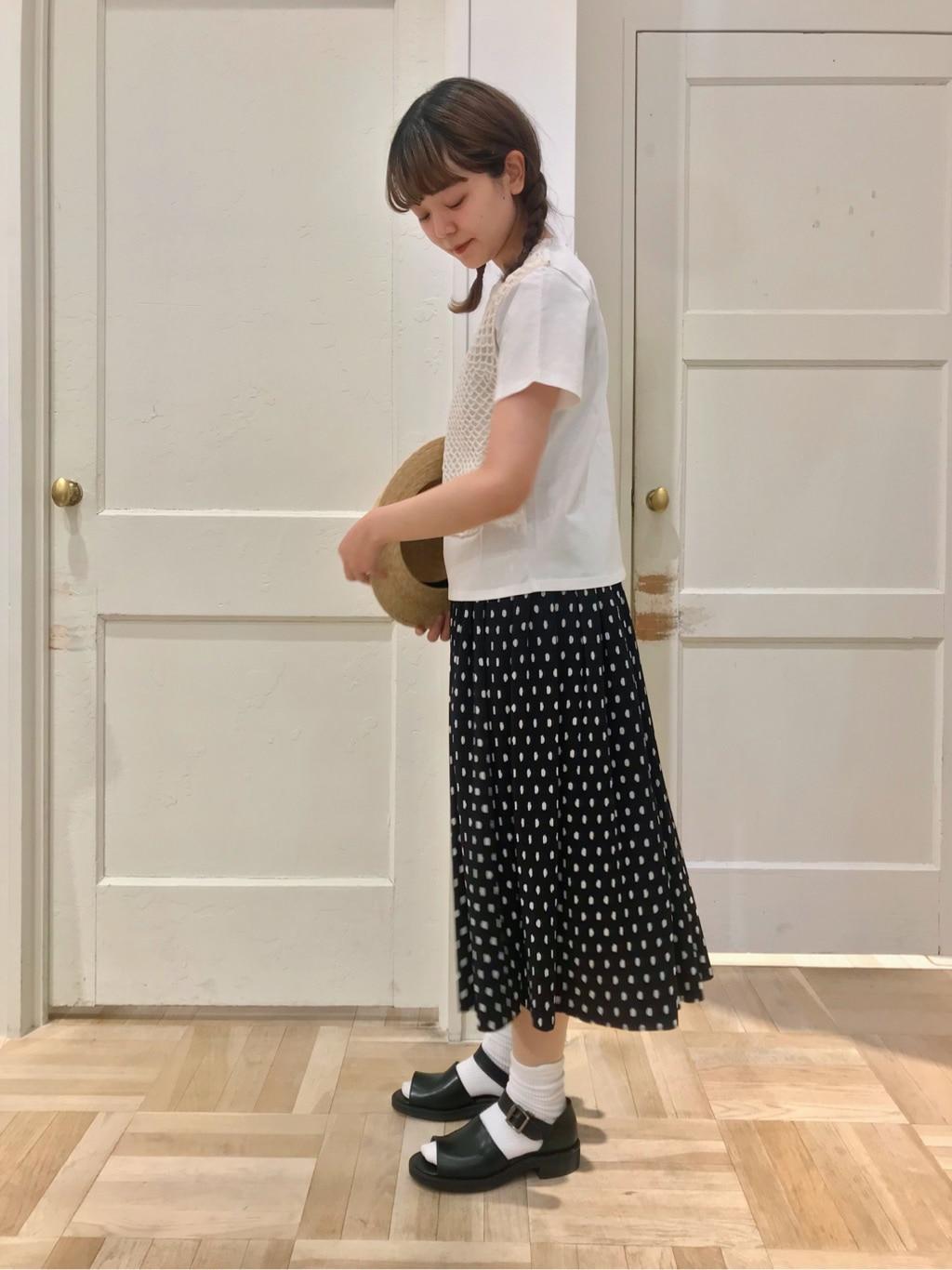 l'atelier du savon 東京スカイツリータウン・ソラマチ 身長:154cm 2021.04.06