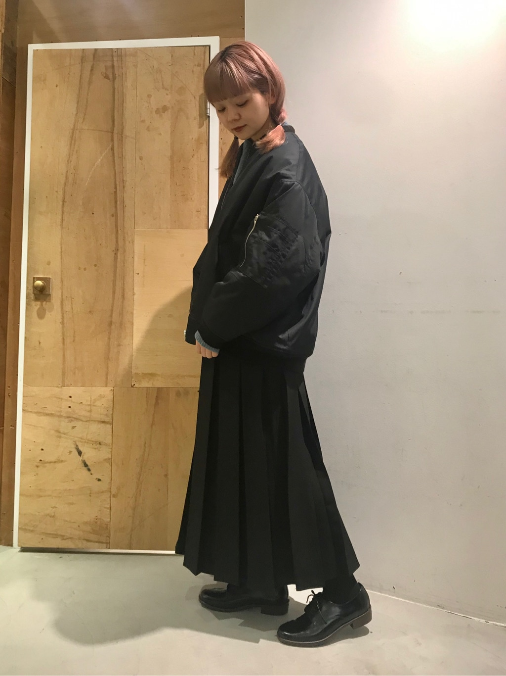 l'atelier du savon 新宿ミロード 身長:154cm 2021.01.06