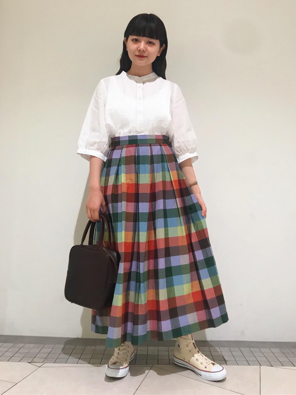 l'atelier du savon 東京スカイツリータウン・ソラマチ 身長:154cm 2020.07.24