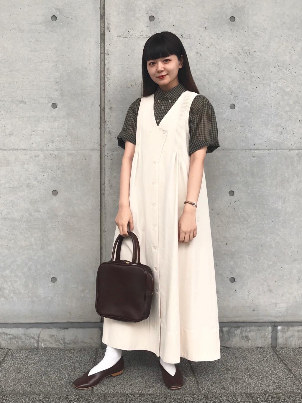 l'atelier du savon 東京スカイツリータウン・ソラマチ 身長:154cm 2020.07.19