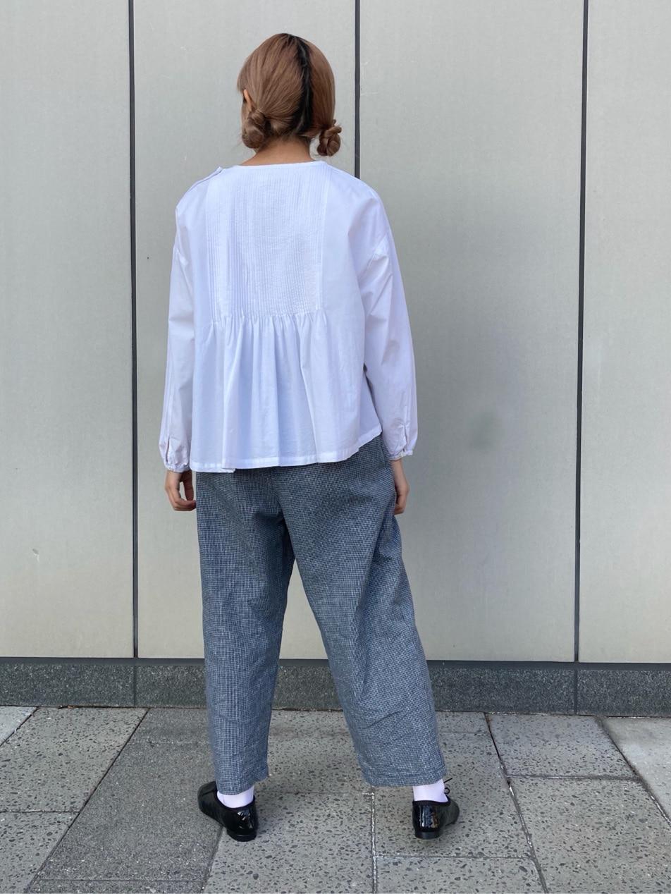 l'atelier du savon 新宿ミロード 身長:154cm 2021.01.18