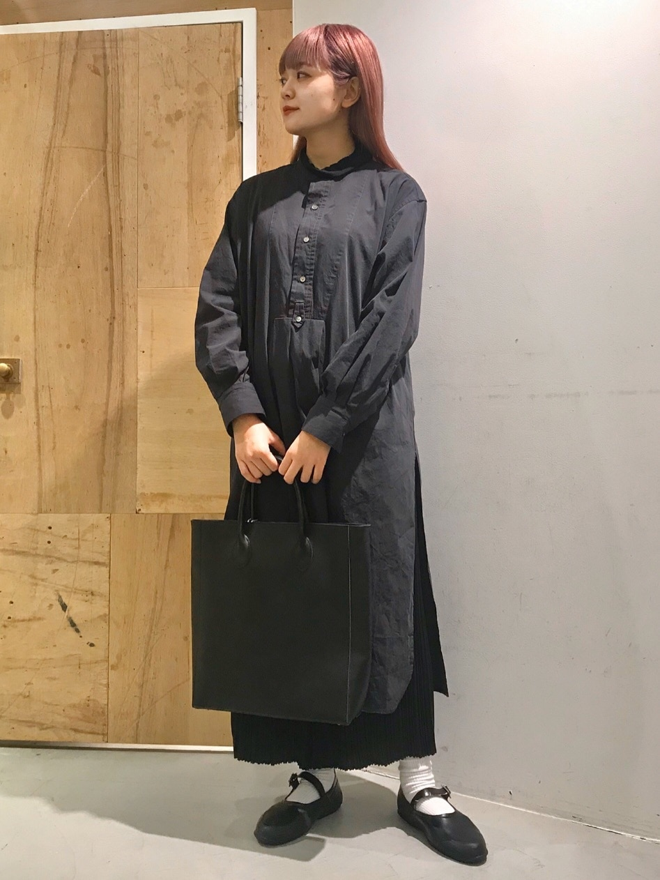 l'atelier du savon 新宿ミロード 身長:154cm 2020.12.15