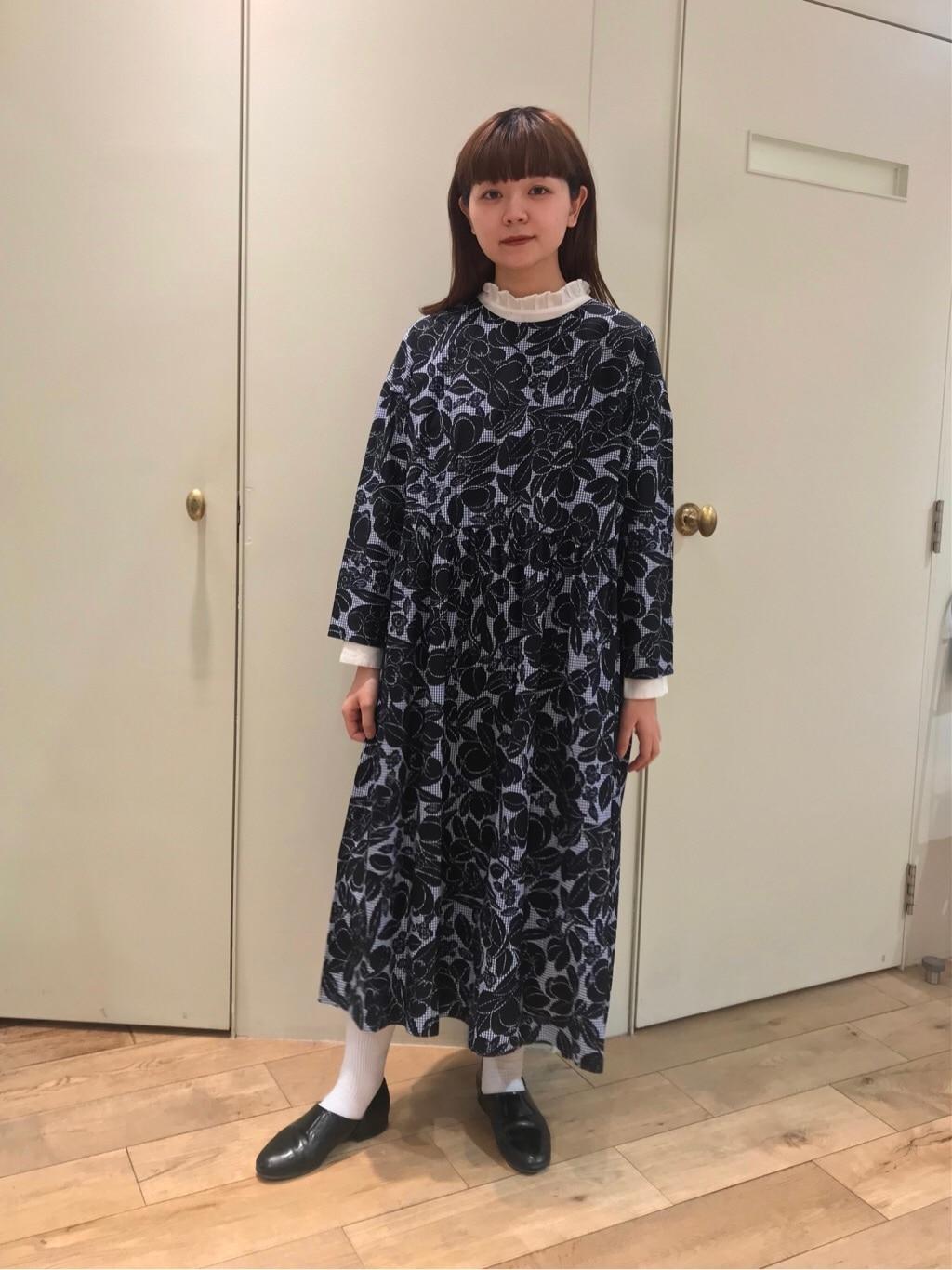 l'atelier du savon 東京スカイツリータウン・ソラマチ 身長:154cm 2021.02.26