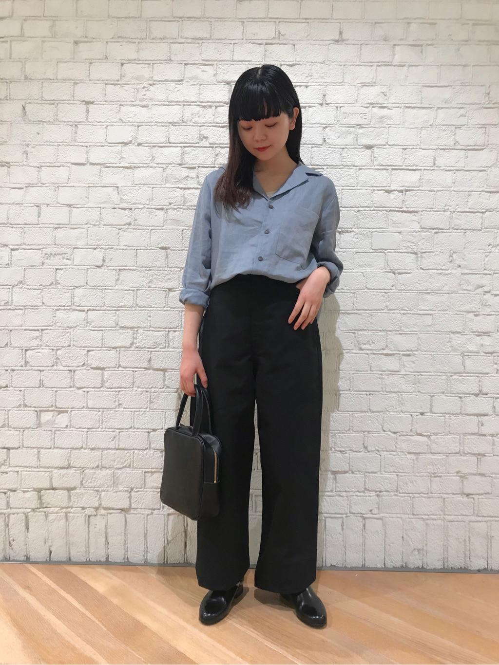 l'atelier du savon 東京スカイツリータウン・ソラマチ 身長:154cm 2020.06.07