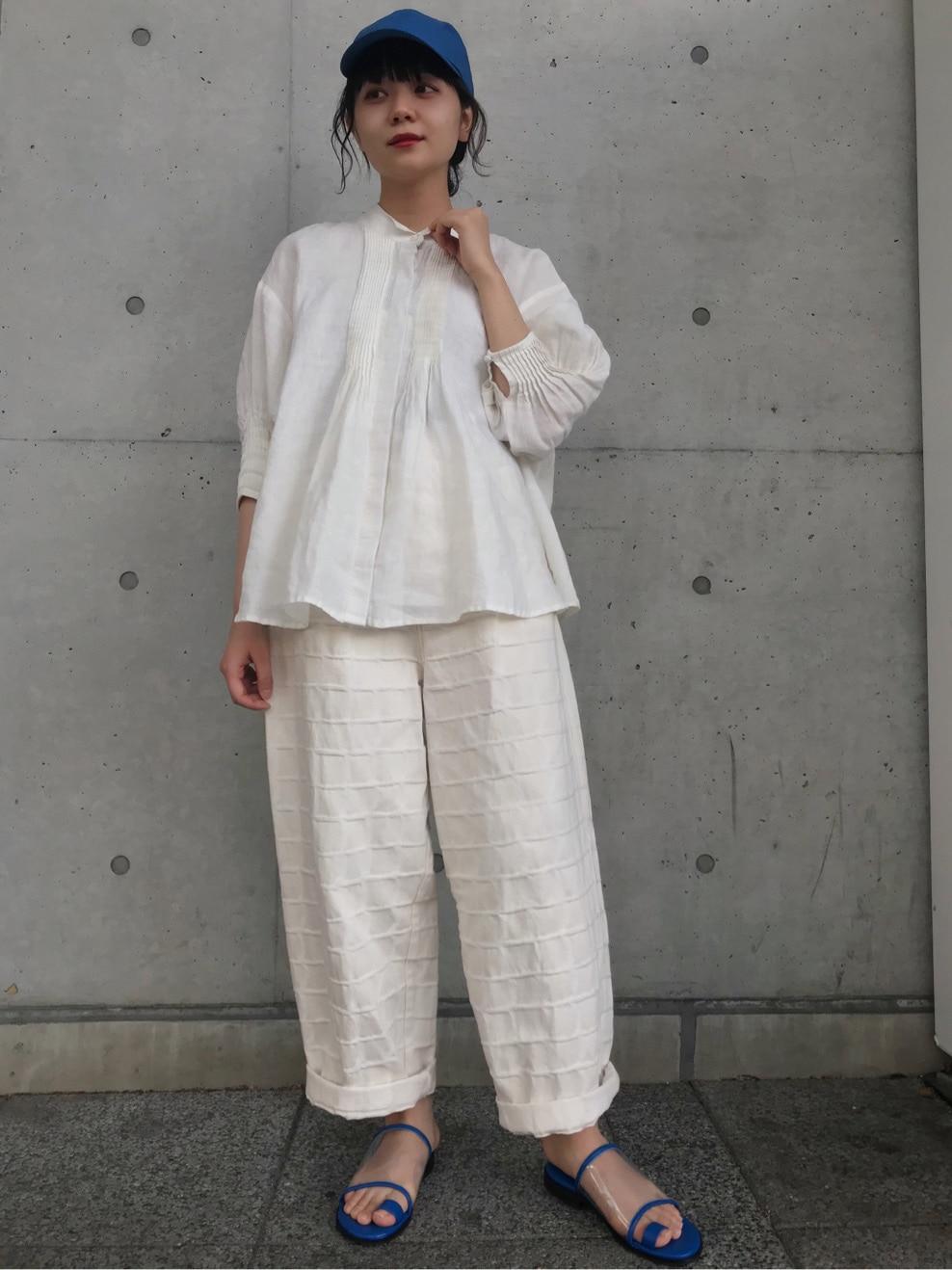 l'atelier du savon 東京スカイツリータウン・ソラマチ 身長:154cm 2020.06.17