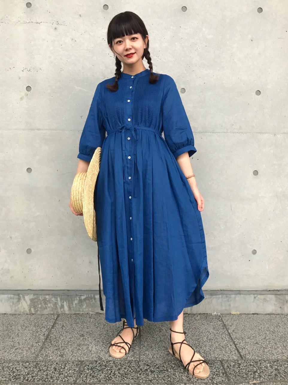 l'atelier du savon 東京スカイツリータウン・ソラマチ 身長:154cm 2020.07.20