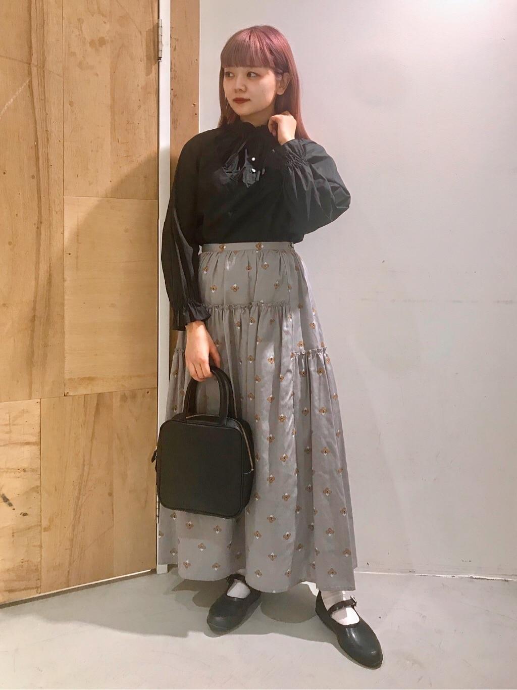新宿ミロード 2020.12.15